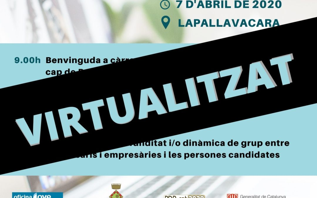 IV Networking a Balaguer per la recerca de talent jove en format virtual