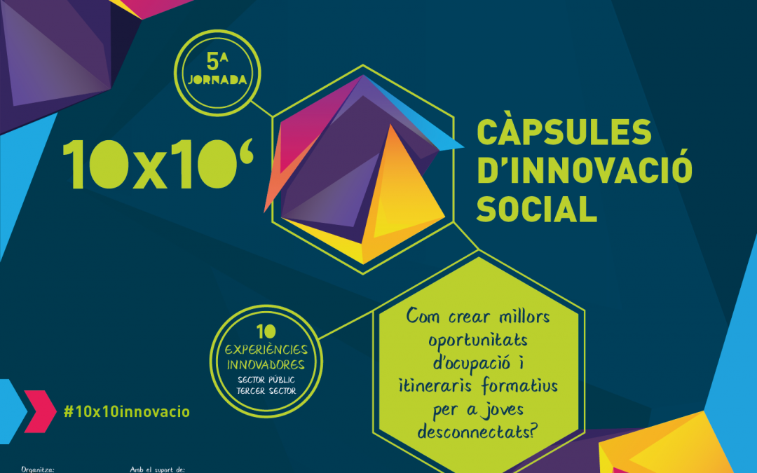 L'Odisseu a la jornada 10×10 Càpsules d'Innovació Social de SUMAR