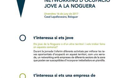 Jornada Networking d'ocupació jove a la Noguera
