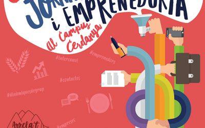 Apunta't a la Jornada d'Ocupació i Emprenedoria