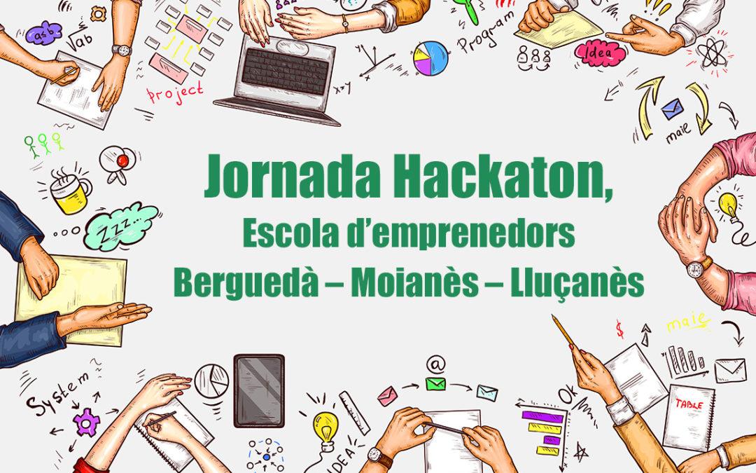Jornada Hackaton, Escola d'emprenedors Berguedà – Moianès – Lluçanès
