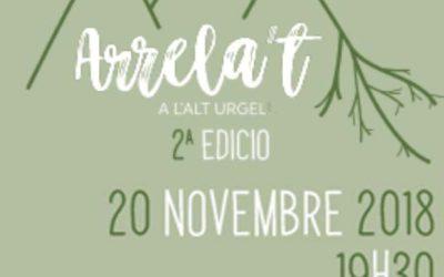 """2a edició del networking """"Arrela't a l'Alt Urgell"""""""