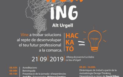 """Una nova edició de la jornada """"Arrela't a l'Alt Urgell"""" en format hackató"""