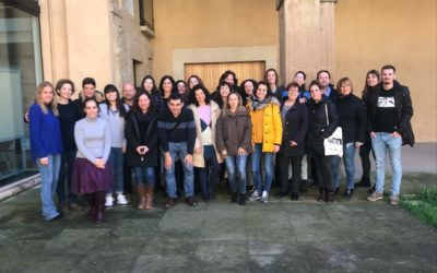 """Jornades d'Intercanvi """"Experiències Leader"""" entre els Grups d'Acció Local d'Aragó i Catalunya"""