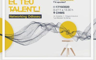 Networking Odisseu a la Sènia – Connecta el teu talent