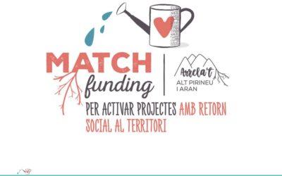 Tret de sortida a la campanya de micro-mecenatge del Matchfunding Arrela't